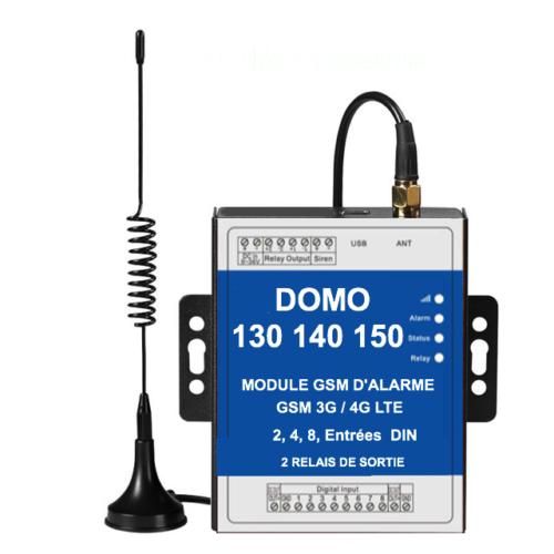 MODULES GSM SPECIFIQUES ALARMES