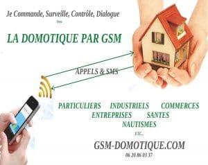 contactez GSM-DOMOTIQUE