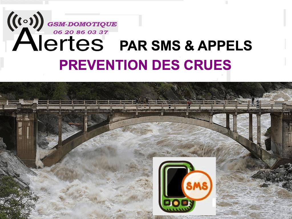 ALERTES SMS CATASTROPHES NATURELLES, APLICATIONS PERSONNALISEES POURL'INDUSTRIE ET MAIRIES ETC...
