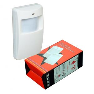 Wireless PIR Motion Detector