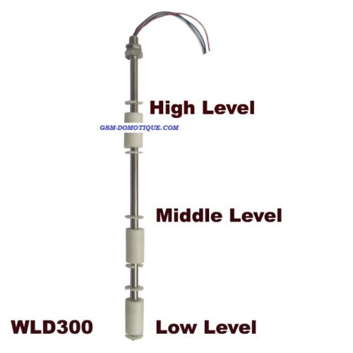 Détecteurs et Transducteurs Niveau Liquide