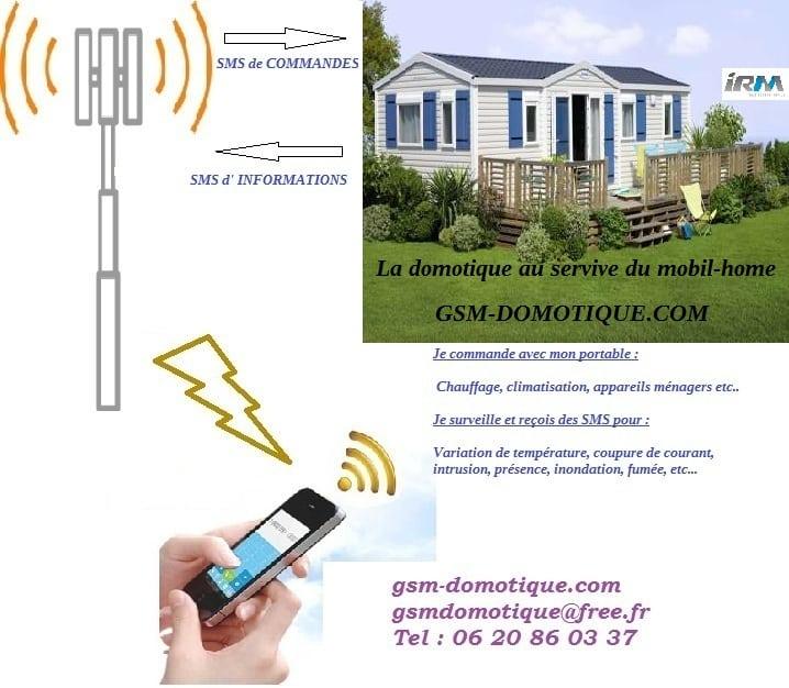 Transmetteur d'alertes téléphoniques