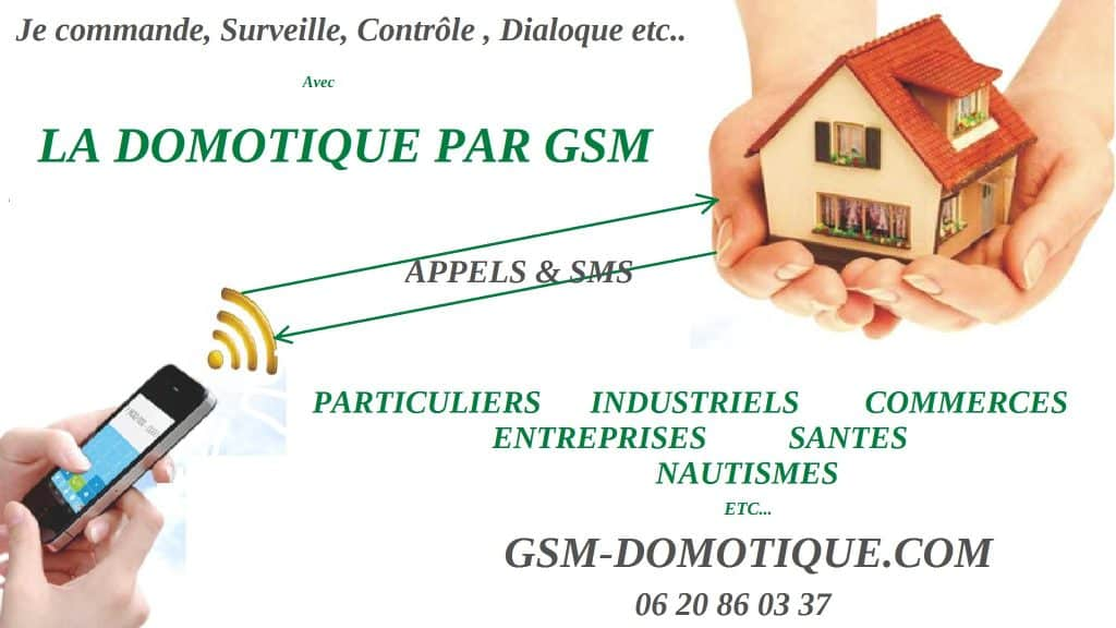 Surveillance pharmacie par GSM