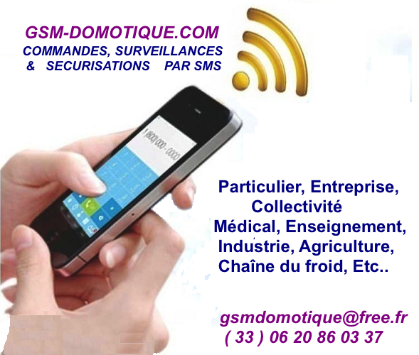 GSM-DOMOTIQUE.COM