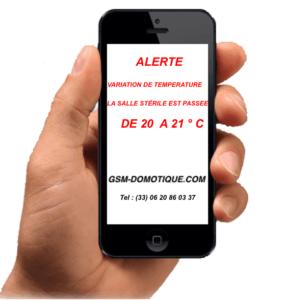 SMS-SEUILS-TEMPERATURE