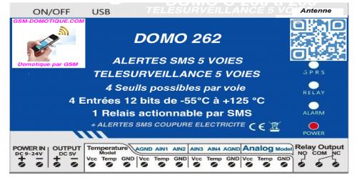 MODULES GSM SPECIFIQUES INDUSTRIES