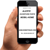 Domotique mobil-home