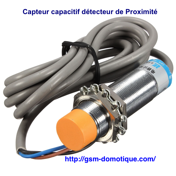 capteur-capacitif