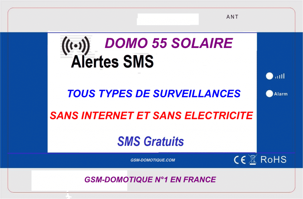 MODULE-GSM-SOLAIRE