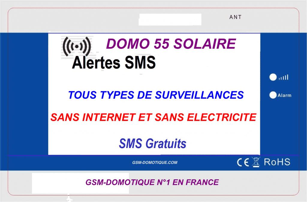 MODULE-GSM-SOLAIRE