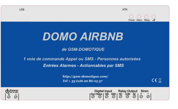 LA-LOCATION-SAISONNIERE-AUTOMATISEE-DOMO AIRBNB-PAR-GSM-DOMOTIQUE