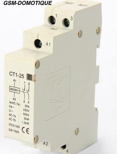 ACCESSOIRES POUR MODULES GSM
