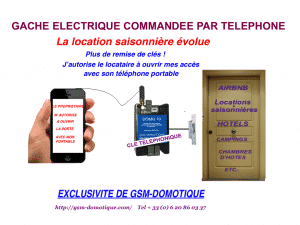 gache-electrique-commandee-par-telephone-airbnb-rbnb-airb and b-air b and b-rb&b-air and b-b air b-appartement-location-airbnb english-de-GSM-DOMOTIQUE