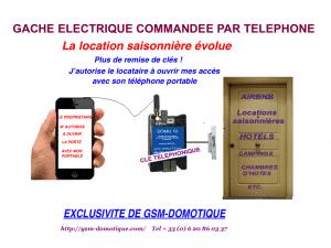 gache-electrique-commandee-par-telephone-airbnb-rbnb-airb and b-air b and b-rb&b-air and b-b air b-appartement-location-airbnb english-de-GSM-DOMOTIQUE