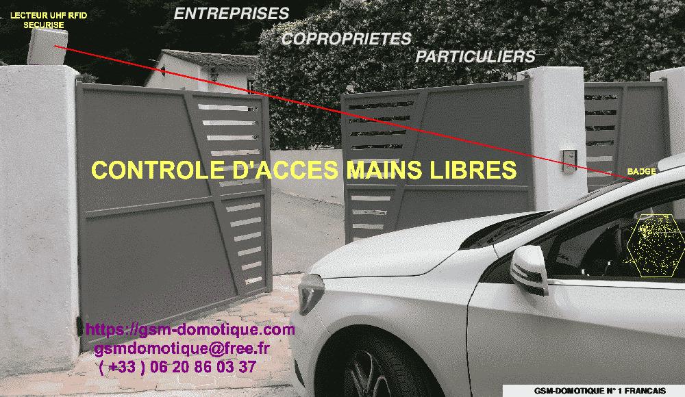 CONTROLE-D-ACCES-MAINS-LIBRES-DE-GSM-DOMOTIQUE