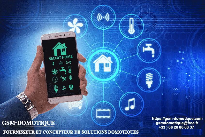 GSM-DOMOTIQUE est le seul fournisseur en France à posséder le plus choix de MODULES GSM PROFESSIONNELS.