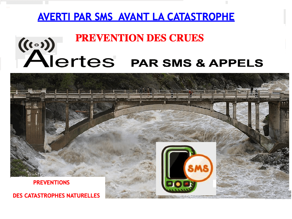 SURVEILLANCES-CRUES-PAR-SMS-GSMDOMOTIQUE